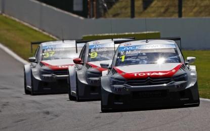 WTCC: show a Spa per Muller, López e Loeb