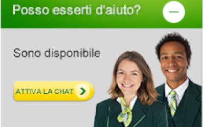 "Europcar presenta la ""Chat on line"""