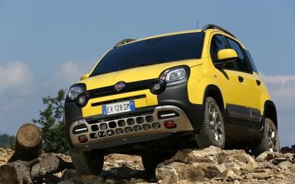 Fiat Panda Cross: rivoluzione della specie