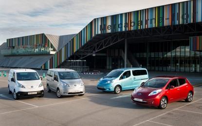 """Nissan tra i marchi più """"verdi"""" al mondo del 2014"""