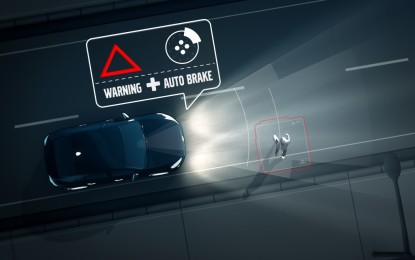 Nuova Volvo XC90: due tecnologie in anteprima mondiale