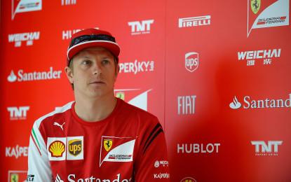 Kimi: le novità, Goodwood, Monza e il suo futuro in F1