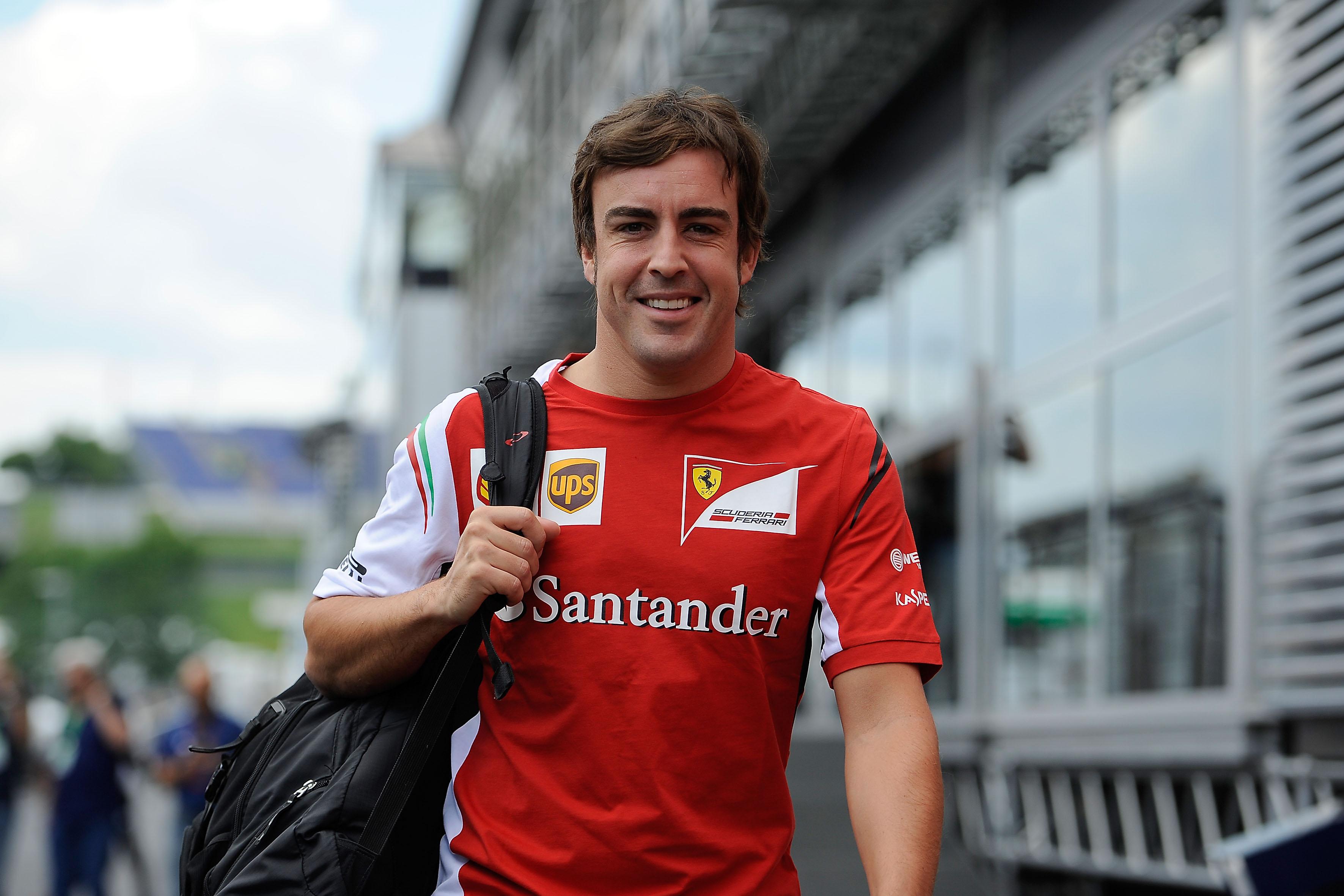 Alonso: tre cose da fare, Monza e solo presente
