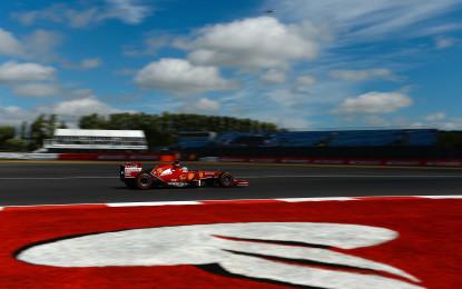 Ferrari: il punto sulle libere a Silverstone