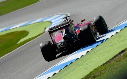 Ferrari: il punto sulle qualifiche in Germania