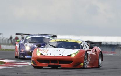 ELMS: la Ferrari monopolizza il podio a Spielberg