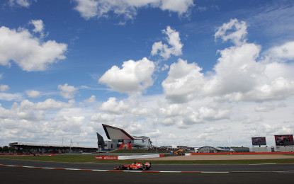 Ferrari: il punto sulla gara a Silverstone