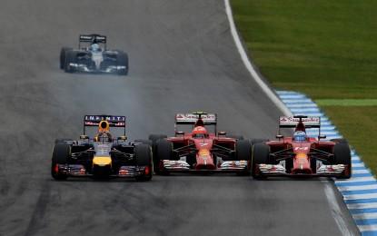 Ferrari: il punto sulla gara in Germania