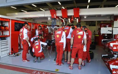 Ferrari: da domani i test con De la Rosa e Bianchi