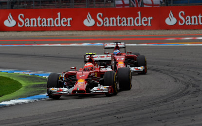 Il GP d'Ungheria nella storia Ferrari