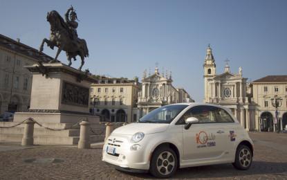 Il car sharing di Torino diventa 2.0