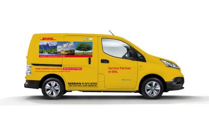 Nissan e DHL per la mobilità elettrica