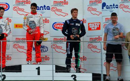 F.4: Mugello da podio per Joao Vieira