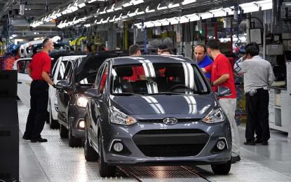 Hyundai: 1 milione di veicoli prodotti in Turchia