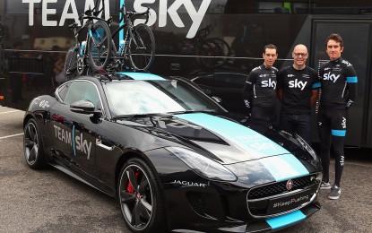 F-TYPE CONCEPT per la 20° tappa del Tour de France