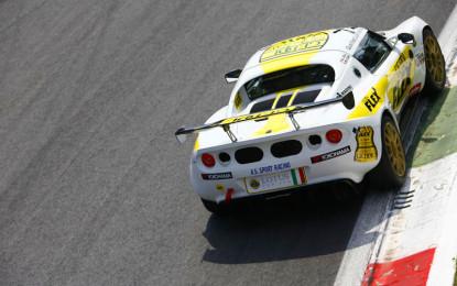 Lotus Cup Italia: al via la terza tappa