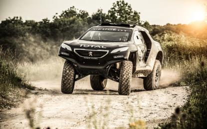 Peugeot 2008 DKR: la sfida tecnica