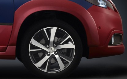 """Peugeot 2008 Castagna """"Normally Chic"""""""