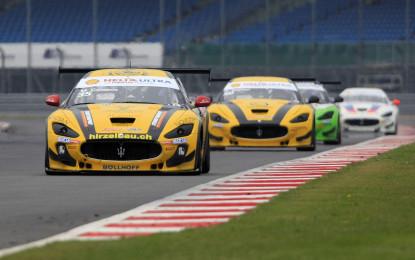 Maserati: Ragazzi e Gardel. A Calamia il Trofeo Europa