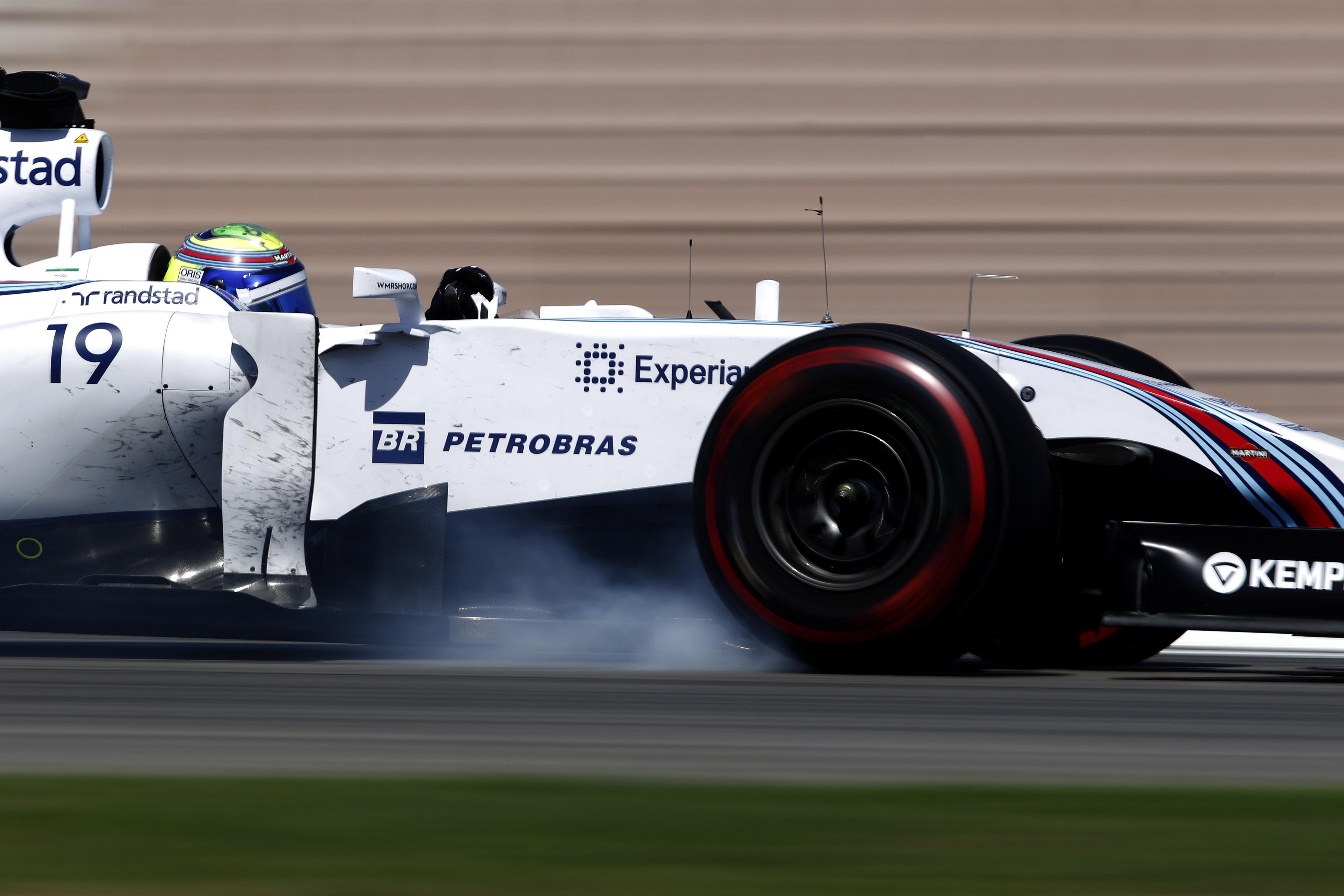Massa (ottimista) punta al Titolo 2015