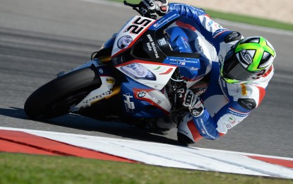 SBK: Barrier si qualifica per la Superpole 2