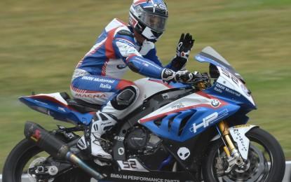 SBK: a Portimao Barrier e BMW al 1° e 2° posto