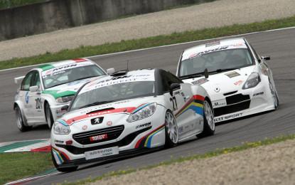 Vittoria di classe e top 10 per le due Peugeot RCZ