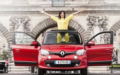 "Nuova Renault Twingo ""roadshow"""