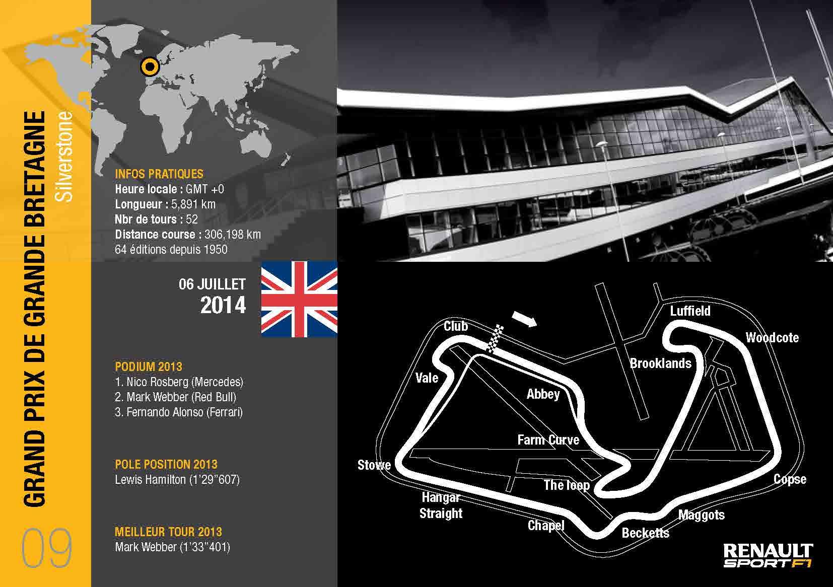 Gran Bretagna: anteprima Renault SportF1
