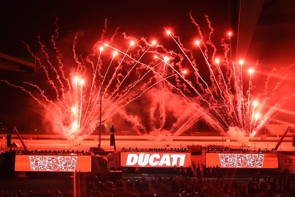 A luglio il Word Ducati Week 2016