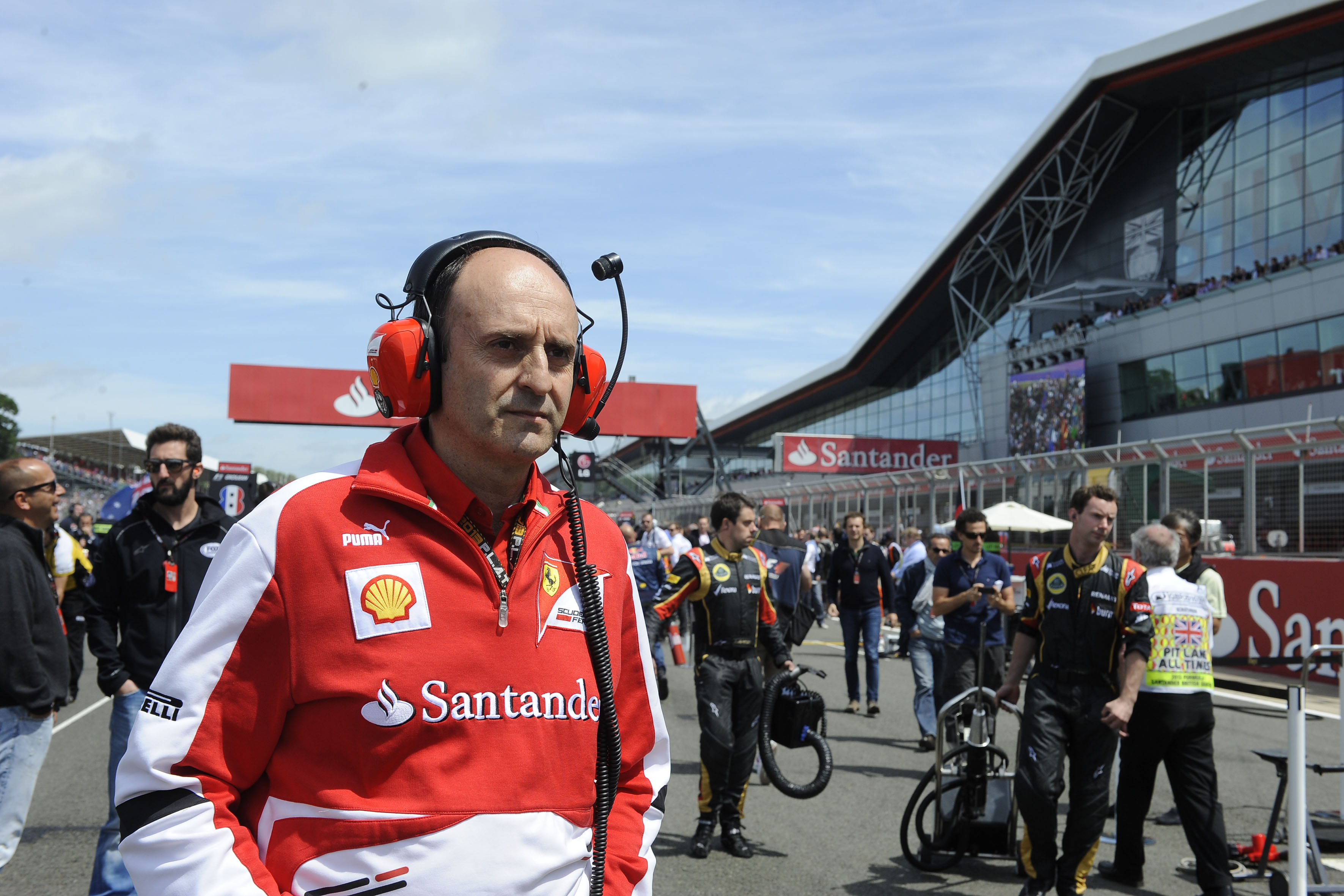 Ferrari: Marmorini va. Nuova organizzazione Power Unit