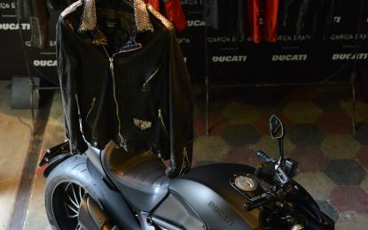 Giorgio Brato interpreta Ducati
