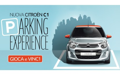 Citroën C1 Parking Experience