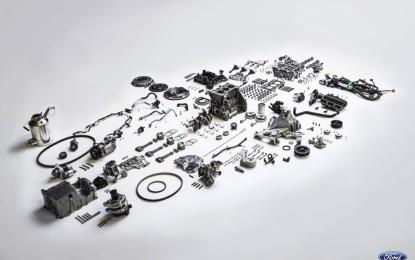 Ford EcoBoost 1.0 3 cilindri Motore dell'Anno anche nel 2014