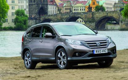 Honda CR-V è il SUV più venduto al mondo