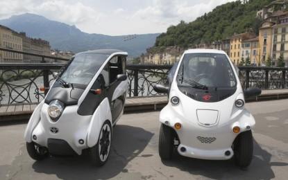 Toyota per mobilità e ambiente