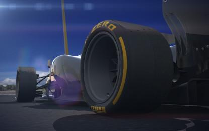 """Pirelli: scende in pista la gomma concept da 18"""""""