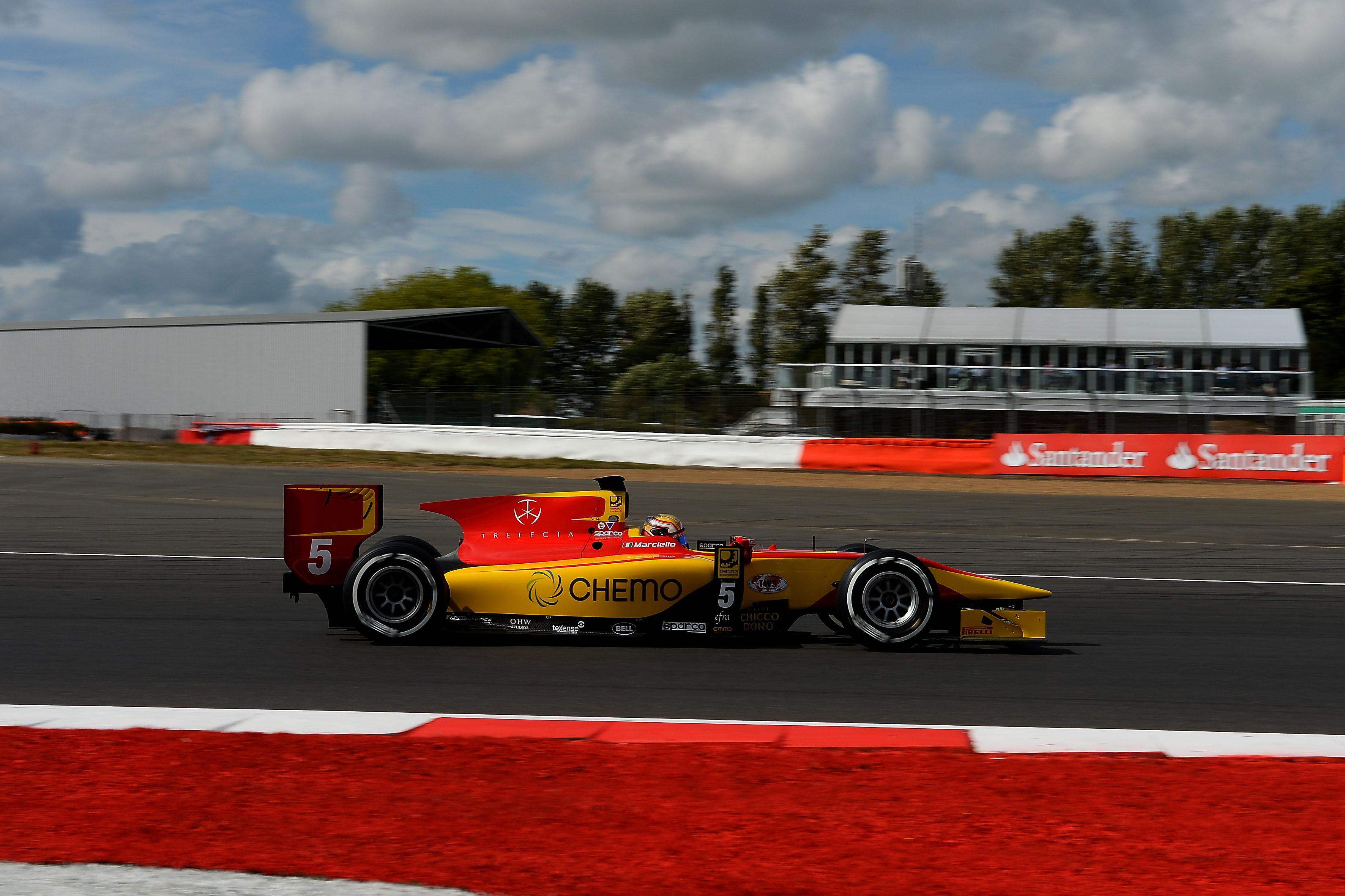 GP2: a Spa, prima vittoria per Marciello