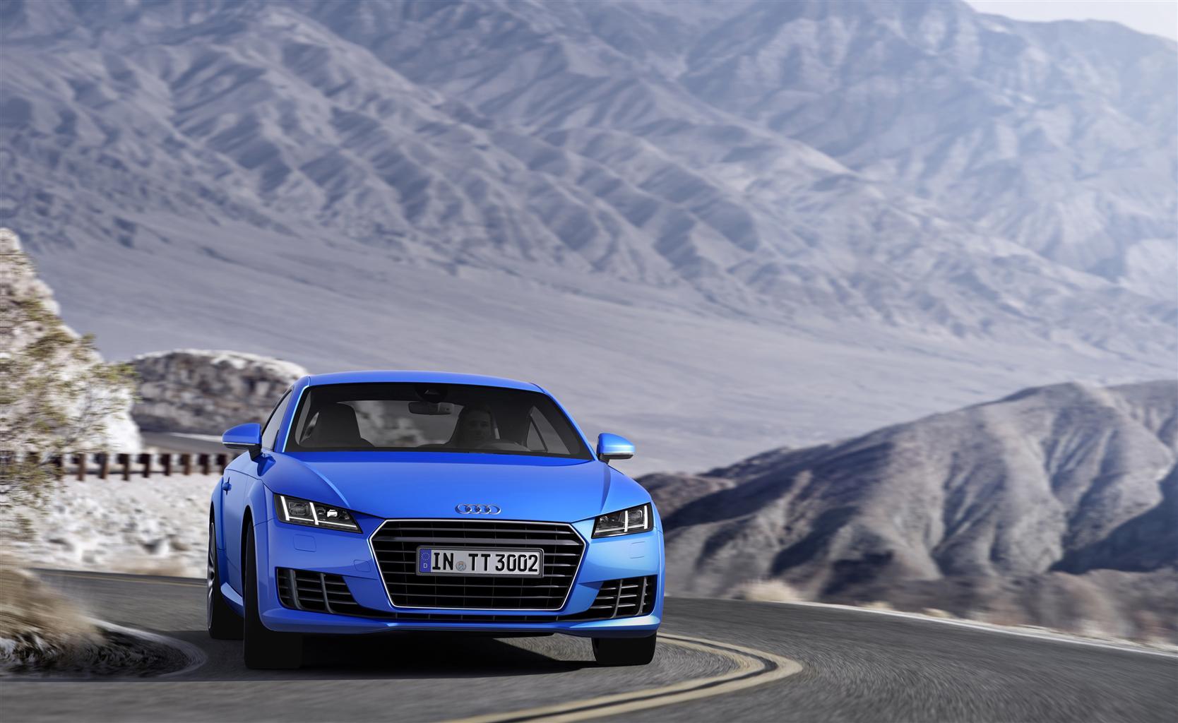 Bilancio ambientale positivo per la nuova Audi TT