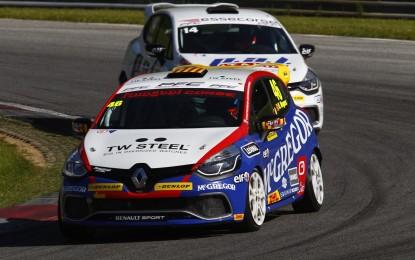La Clio Cup Italia approda a Monza
