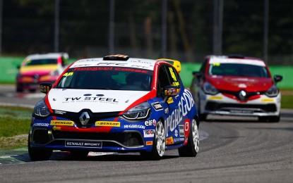 Clio Cup Italia: pole di Nogues a Monza