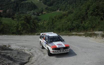 San Marino Rally Show: 59 equipaggi al via