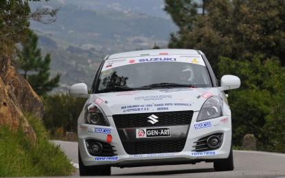 Suzuki Rally Trophy al Friuli