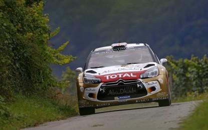 WRC: weekend complicato per Citroen in Germania
