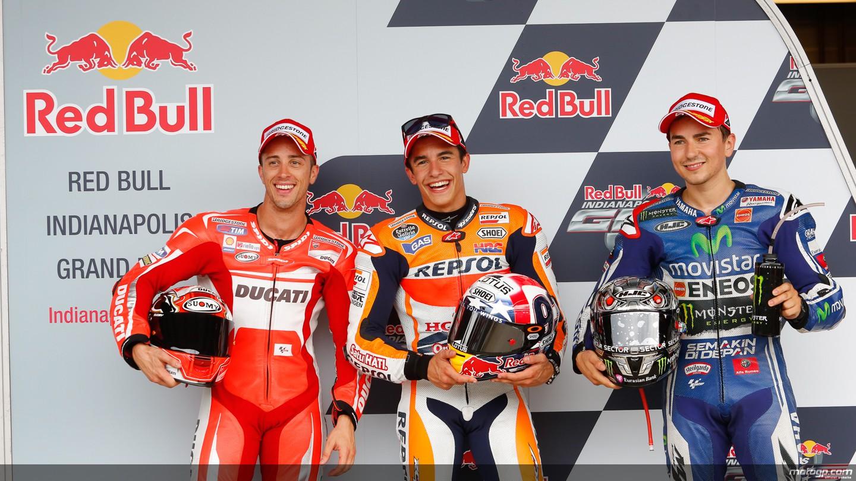 Indy: ottava pole stagione per Marquez