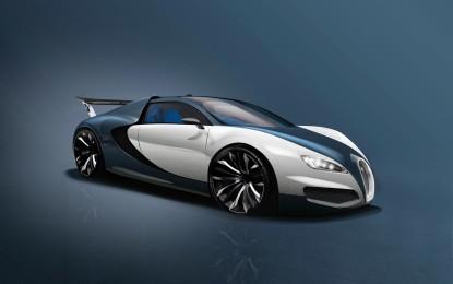 """L'erede della Bugatti Veyron """"troppo veloce"""""""