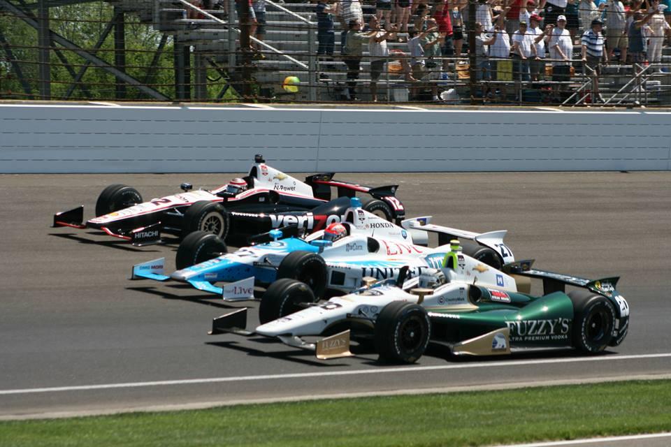 IndyCar: domani il penultimo round a Sonoma