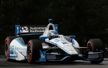 IndyCar Series stasera live da Lexington