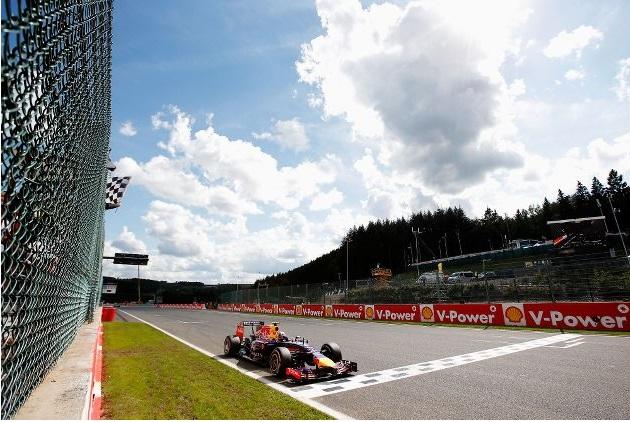 Belgio: Ricciardo e Bottas. Tra loro il nulla