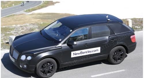 Opzioni Plug-In Hybrid per Audi Q7, Q8 e Bentley Falcon SUV